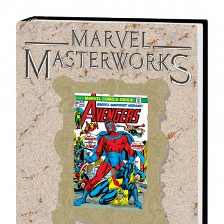 MARVEL MASTERWORKS: THE X-MEN VOL. 8 HC (VARIANT)