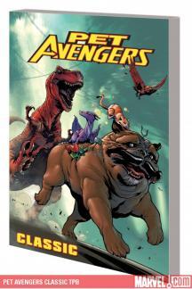 Pet Avengers Classic (Trade Paperback)