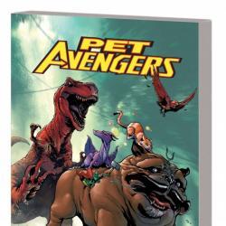 PET AVENGERS CLASSIC TPB