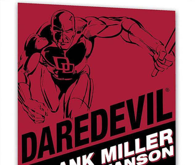 DAREDEVIL BY FRANK MILLER & KLAUS JANSON VOL. 2 #0