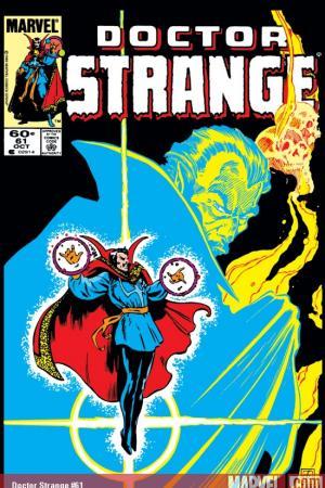 Doctor Strange (1974) #61