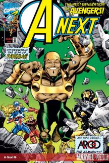 A-Next (1998) #6