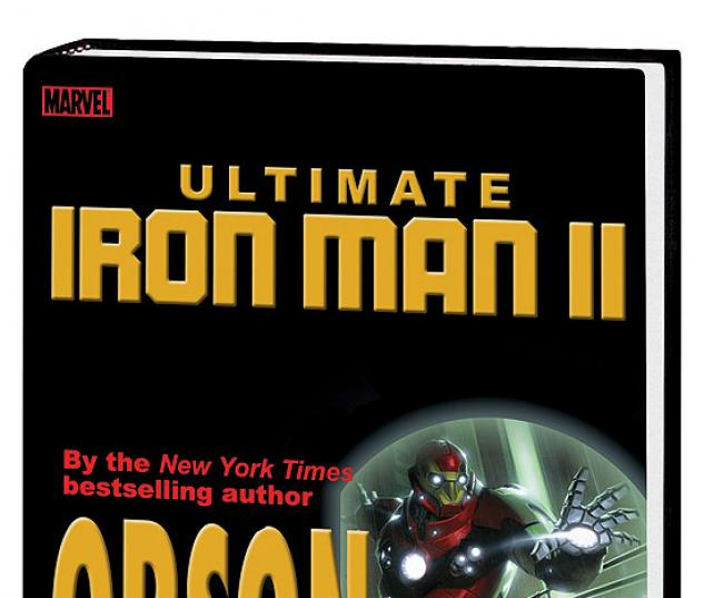 ULTIMATE IRON MAN II PREMIERE #0