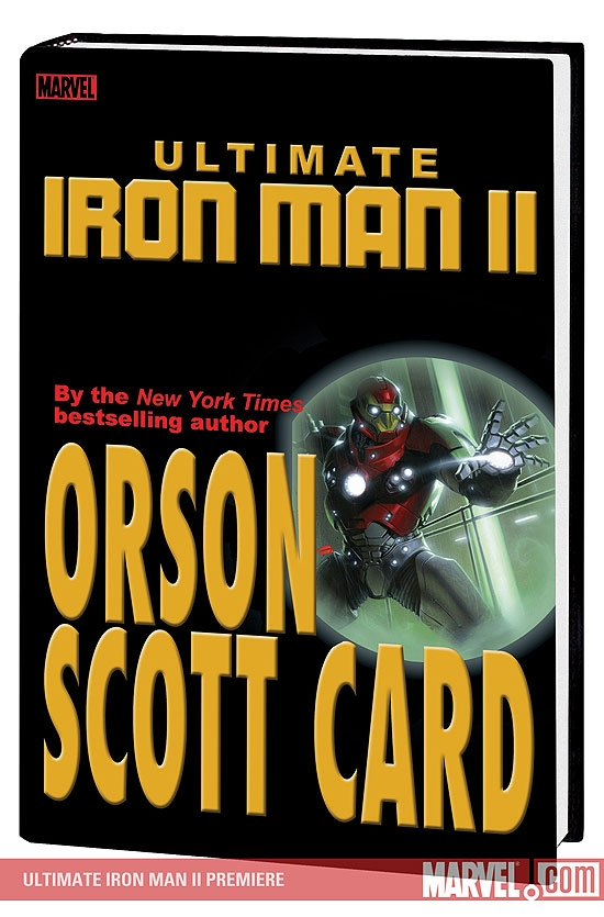 Ultimate Iron Man II Premiere (Hardcover)