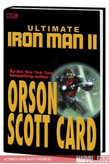 Ultimate Iron Man II Premiere (Hardcover)