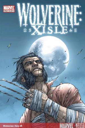 Wolverine: Xisle #4