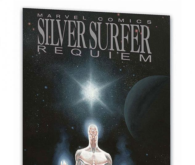 SILVER SURFER: REQUIEM #0