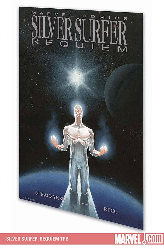 Silver Surfer: Requiem (Trade Paperback)