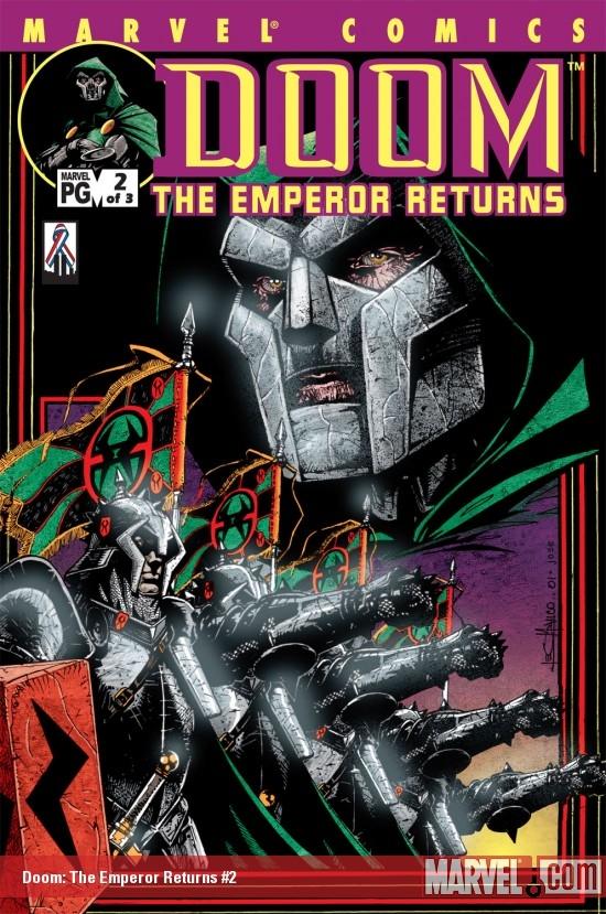 Doom: The Emperor Returns (2001) #2