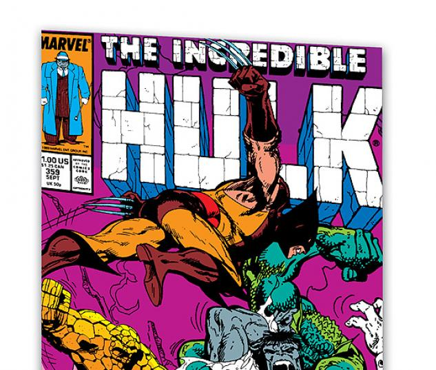 HULK VISIONARIES: PETER DAVID VOL. 4 #0