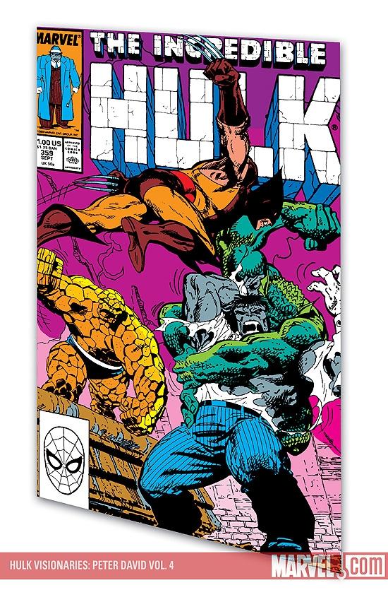 Hulk Visionaries: Peter David Vol. 4 (Trade Paperback)