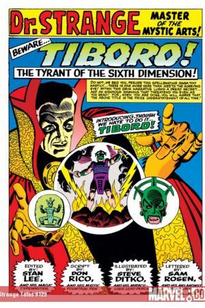 Marvel Masterworks: Doctor Strange Vol. 1 (2003)