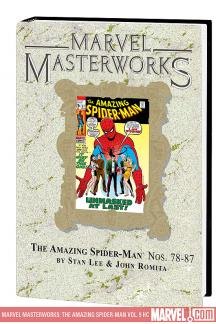 Marvel Masterworks: The Amazing Spider-Man Vol. 9 (Hardcover)