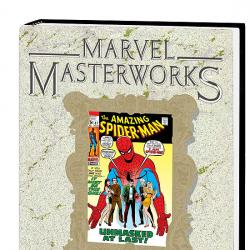 MARVEL MASTERWORKS: THE AMAZING SPIDER-MAN VOL. 9 #0