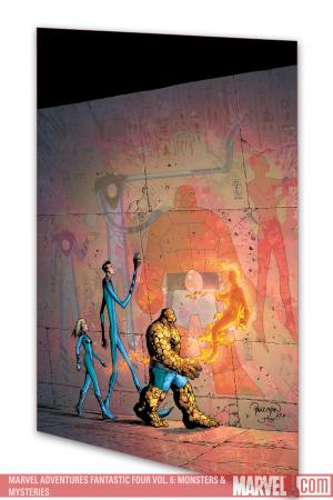 Marvel Adventures Fantastic Four Vol. 6: Monsters & Mysteries (2007)