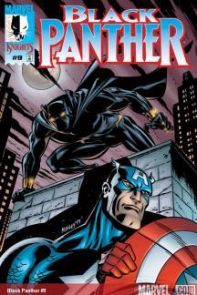 Black Panther #9