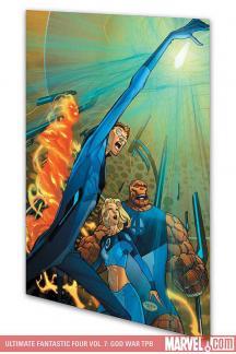 Ultimate Fantastic Four Vol. 7: God War (Trade Paperback)
