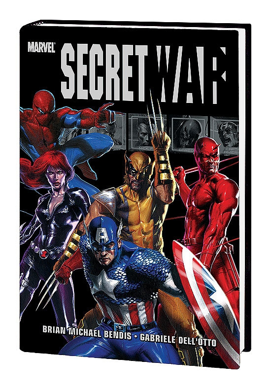 Secret War (Hardcover)