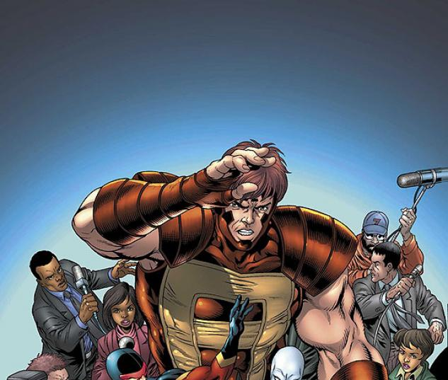 NEW THUNDERBOLTS (2007) #7 COVER