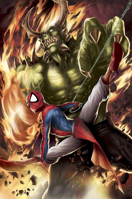 Spider-Man: India (2004) #4