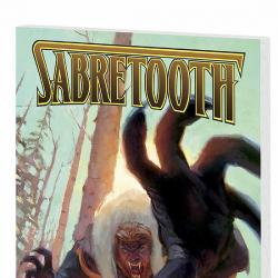 SABRETOOTH: OPEN SEASON COVER