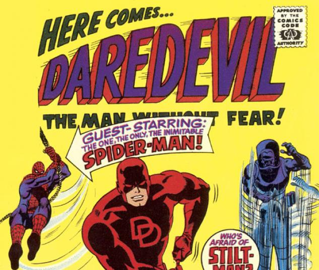ESSENTIAL DAREDEVIL VOL. 2 COVER