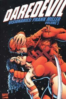 Daredevil Visionaries: Frank Miller Vol. II (Trade Paperback)