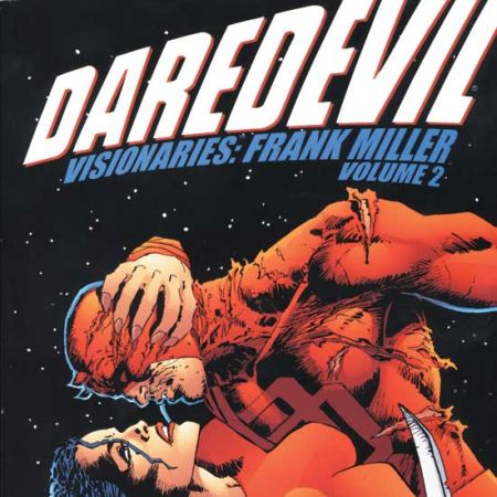 DAREDEVIL VISIONARIES: FRANK MILLER VOL. II TPB COVER