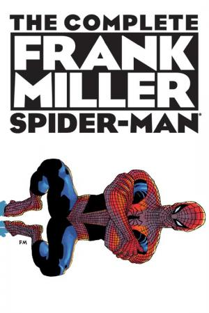 SPIDER-MAN: THE COMPLETE FRANK MILLER HC (Hardcover)