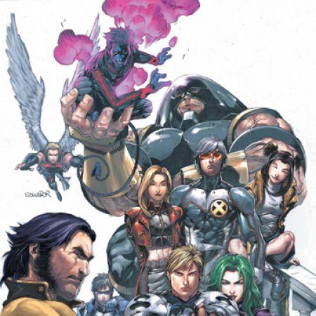 UNCANNY X-MEN (2003) #437 COVER