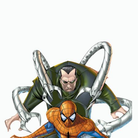 SPIDER-MAN/DOCTOR OCTOPUS: OUT OF REACH (2003) #1 COVER