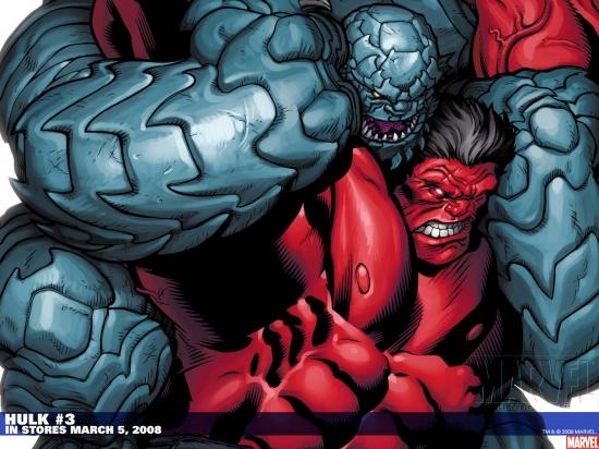 Hulk (2008) #3 Wallpaper