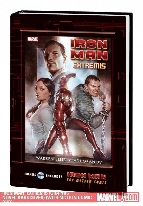 Iron Man: Extremis (Graphic Novel)