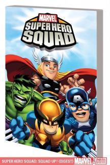 Super Hero Squad: Squad Up! (Digest) (Digest)