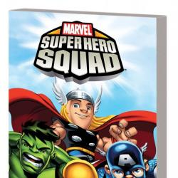 Super Hero Squad: Squad Up! (Digest)