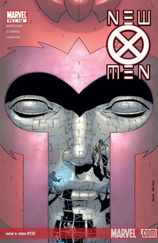 New X-Men (2001) #132