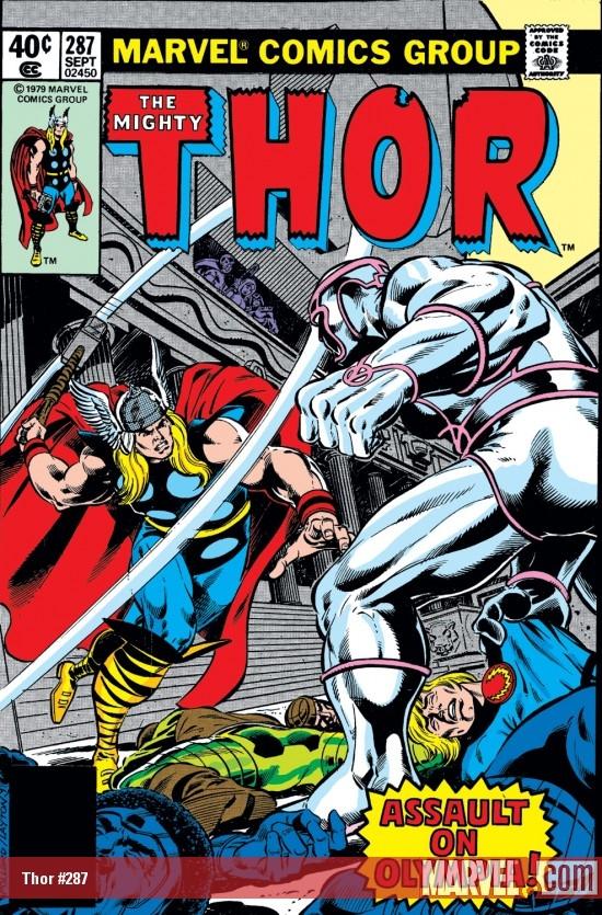 Thor (1966) #287