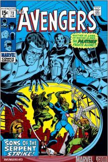 Avengers #73