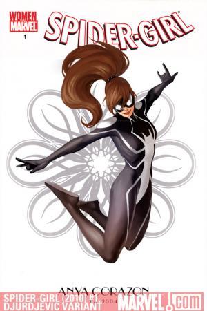 Spider-Girl (2010) #1 (DJURDJEVIC VARIANT)