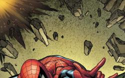 Amazing Spider-Man Annual #38 cover by Steve McNiven