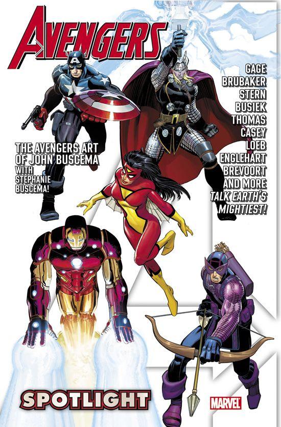 Avengers Spotlight (2010) #1