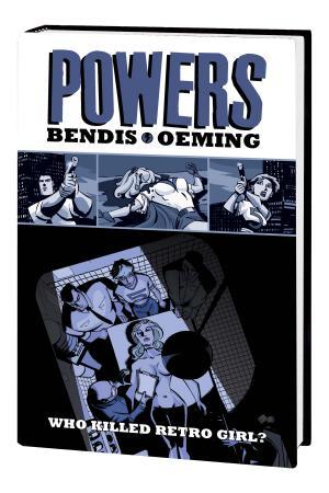 Powers: Who Killed Retro Girl? (Hardcover)