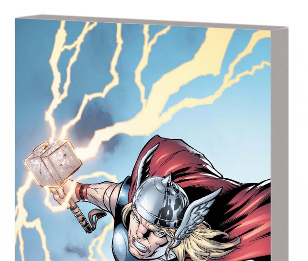 MARVEL ADVENTURES THOR: BRINGERS OF THE STORM DIGEST