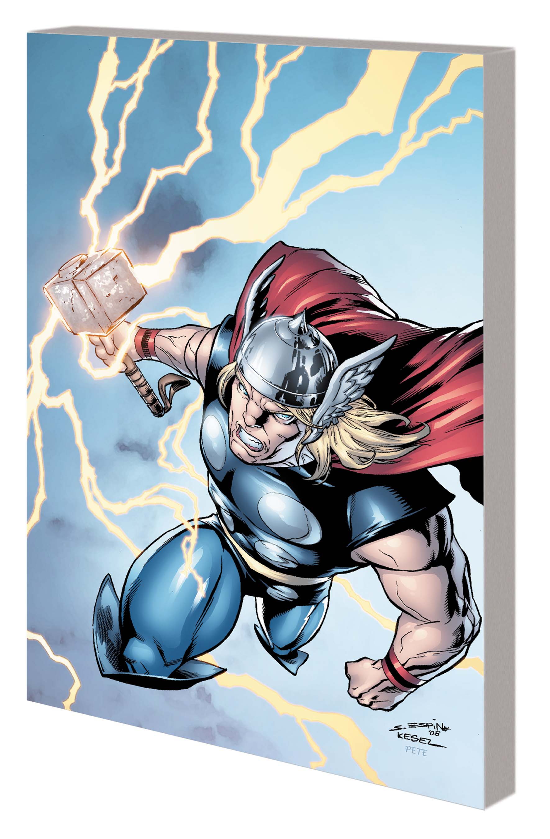 MARVEL ADVENTURES THOR: BRINGERS OF THE STORM DIGEST (Digest)