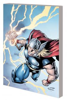 Marvel Adventures Thor: Bringers of the Storm (Digest)