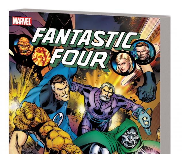 Fantastic Four by Jonathan Hickman Vol. 3 #1