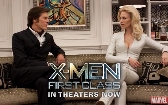 X-Men: First Class Wallpaper #4