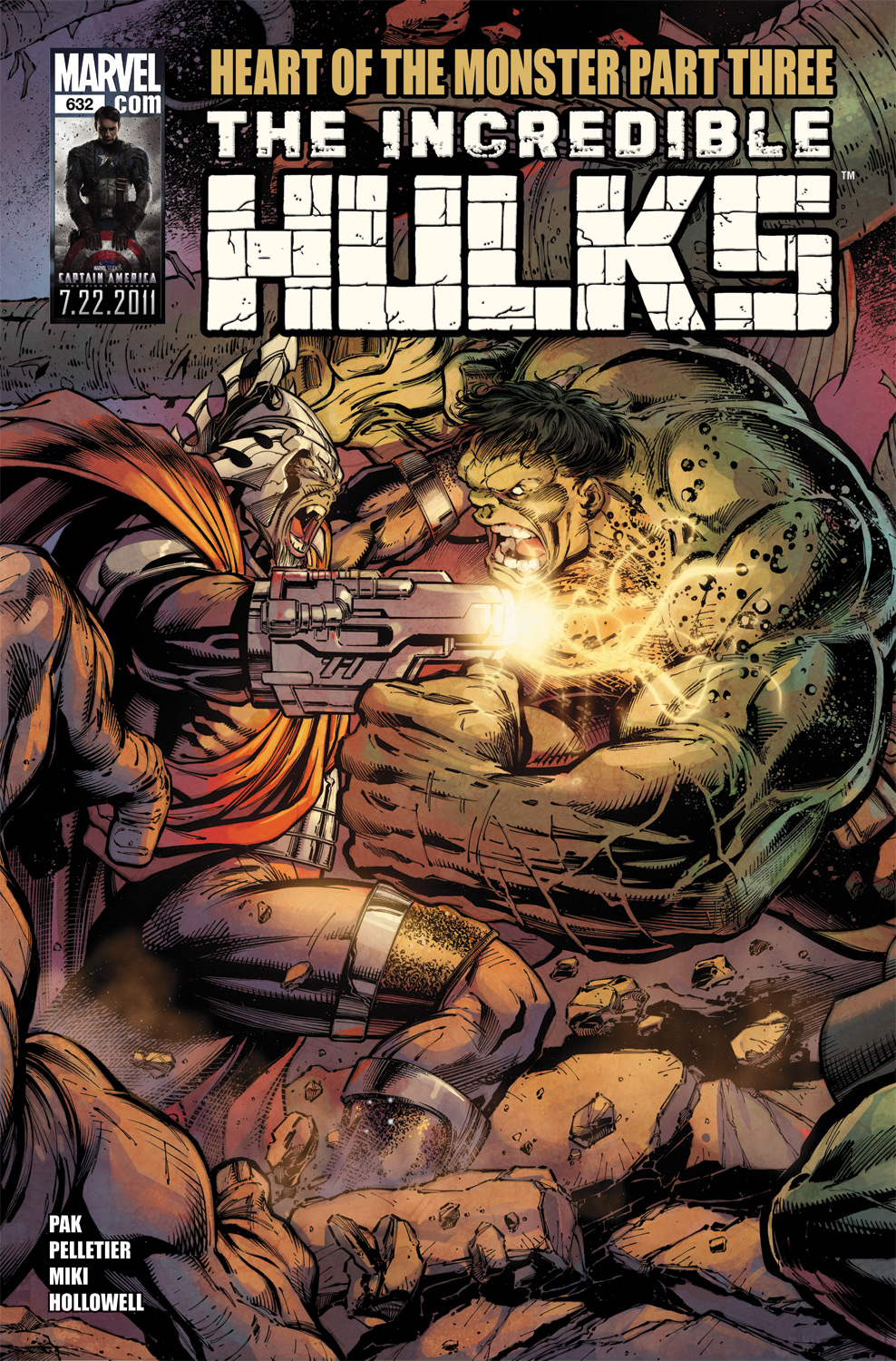 Incredible Hulks (2010) #632