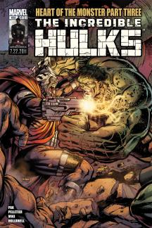 Incredible Hulks #632