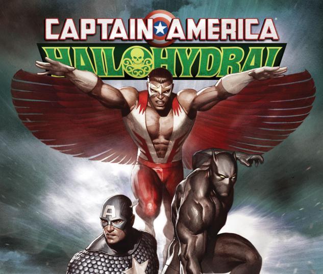 Captain America: Hail Hydra (2010) #3